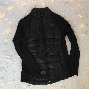 Black Calvin Klein jacket